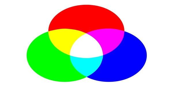 سیستم رنگ RGB