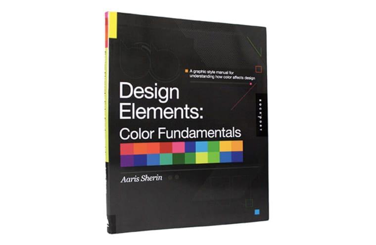 """""""عناصر طراحی ، مبانی رنگ"""" نوشته آریس شرین"""